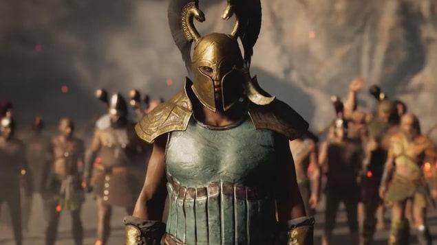 Le jeu Assassin's Creed Odyssey se déroule en Grèce antique.
