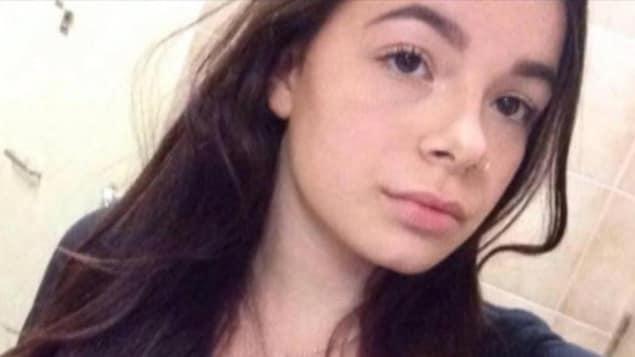 Athena Gervais, une adolescente disparue qui a été retrouvée morte à Laval.