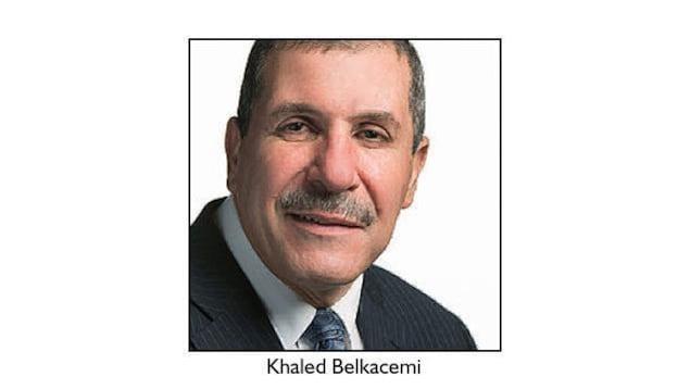 Khaled Belkacemi, victime de la fusillade au Centre culturel islamique de Québec.