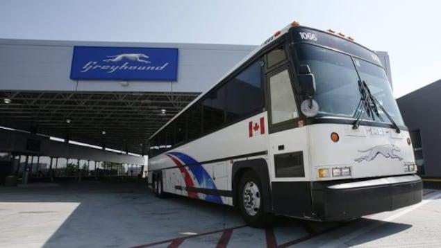 Greyhound ne roulera plus dans l'Ouest canadien