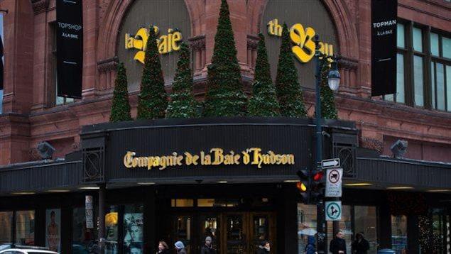 Une façade d'immeuble.