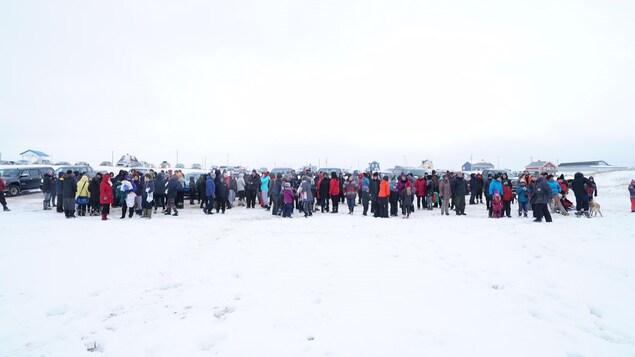 Environ 125 personnes ont assisté à l'événement
