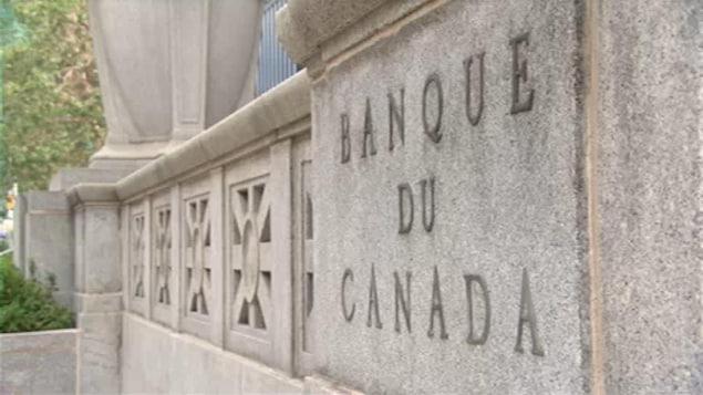 Édifice de la Banque du Canada.