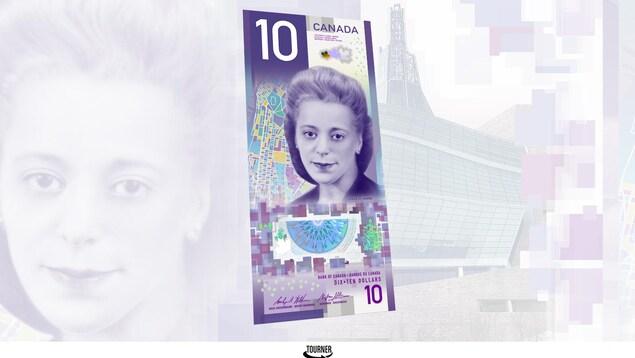 La page web de la Banque du Canada où est caché le jeu vidéo.