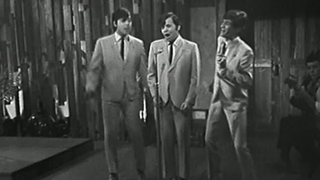 Les Baronets dominaient les palmarès québécois dans le courant des années 60.