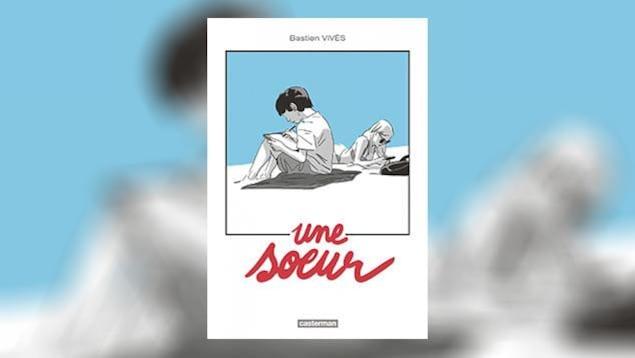 La couverture de «Une sœur», de Bastien Vivès
