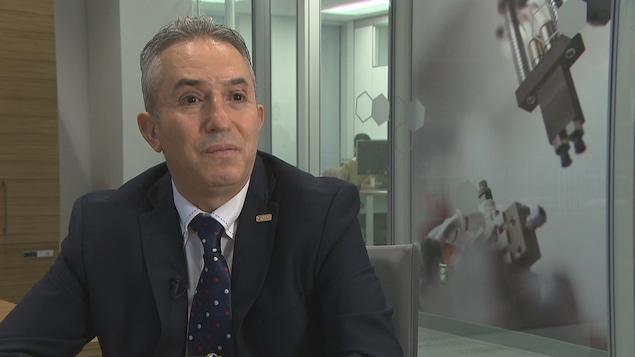 Karim Zaghib est chercheur et directeur général du Centre d'excellence en électrification des transports et en stockage d'énergie d'Hydro-Québec.