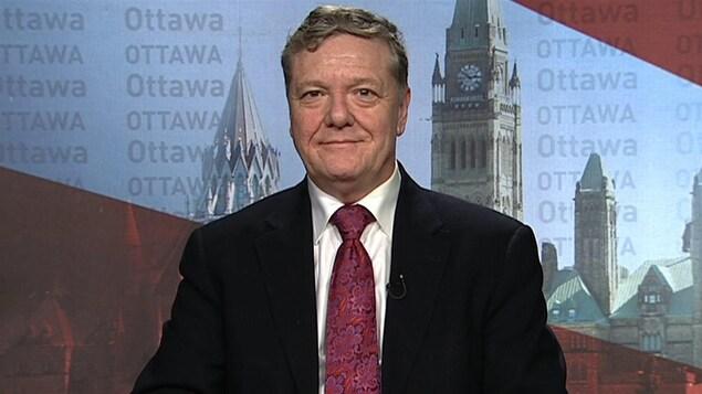 Benoit Pelletier, professeur de droit à l'Université d'Ottawa.