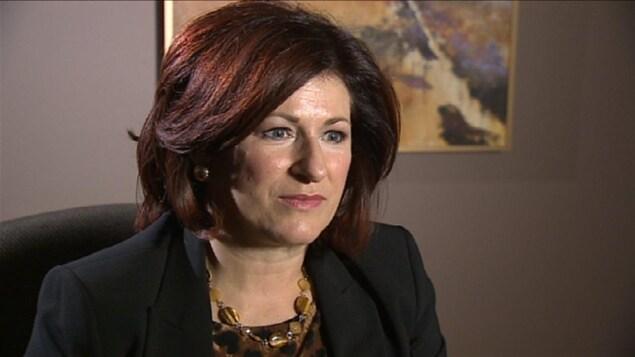 La commissaire Anne Bertrand