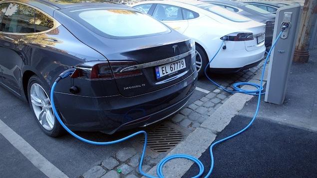 La Norvège montre le chemin — Électrique