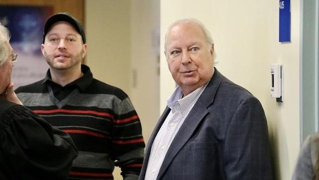 Bernard Huot et son fils Carl Huot sont accusés de négligence criminelle.