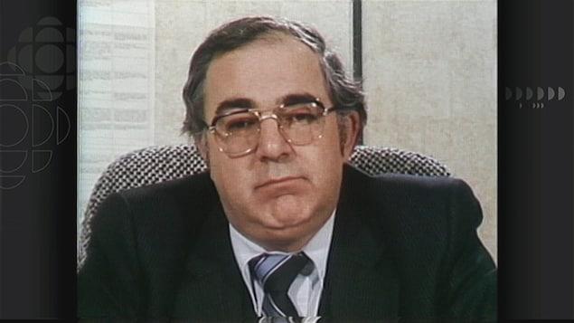 Roland C. Boudreau en entrevue