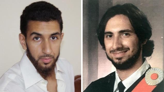 Wassim Boughadou et Tarek Sakr