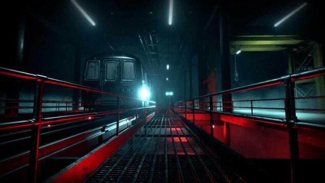 Image promotionnelle du jeu «Bring to Light» fournie par Keith Maske.