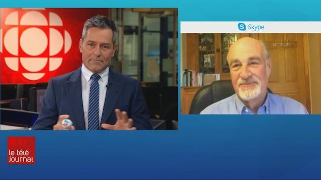 Entrevue avec Bruno Savard