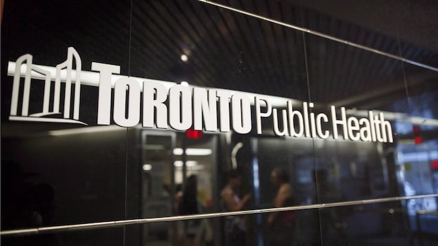 Le logo du bureau de santé publique de Toronto