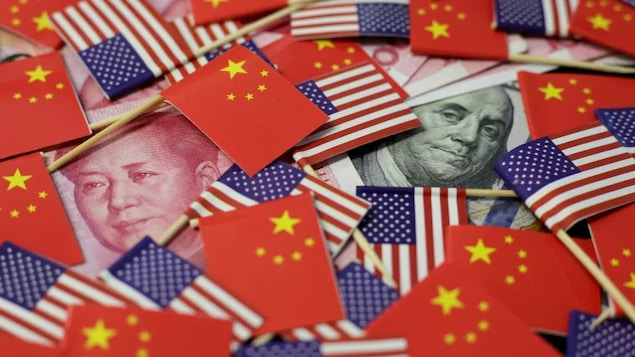 The U.S. Senate just passed a bill aimed at competing with China on economic and other fronts. It wants clarity on U.S. strategy for working with allies.