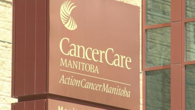 La façade du bâtiment CancerCare Manitoba.