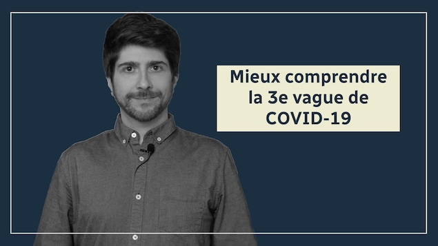Mieux comprendre la 3e vague de COVID-19