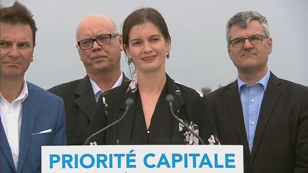La Coalition avenir Québec (CAQ) veut déménager le Salon de jeux de Québec.