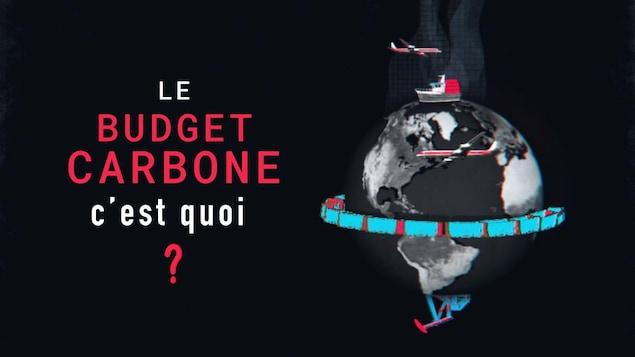 Le budget carbone, c'est quoi?