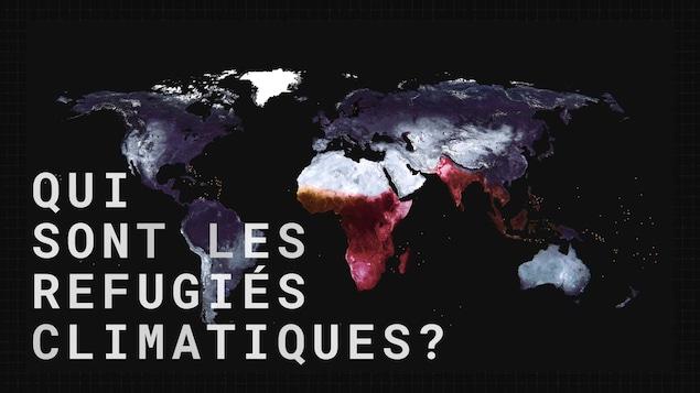Qui sont les réfugiés climatiques?