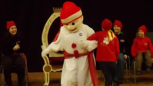 Ouverture du 50e Carnaval des Compagnons des Francs Loisirs à North Bay