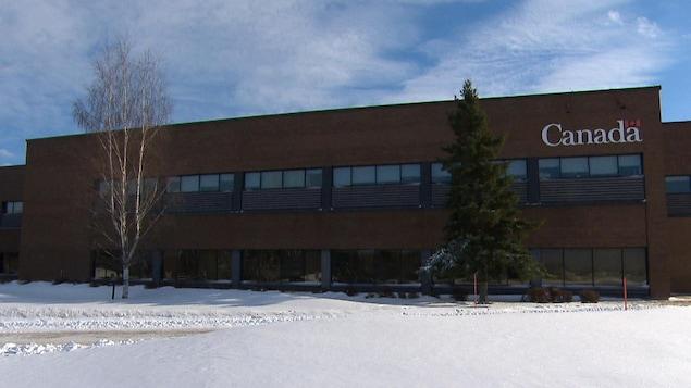 Centre fiscal de Jonquière à Saguenay
