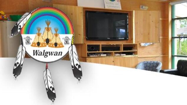 Logo du Centre Walgwan