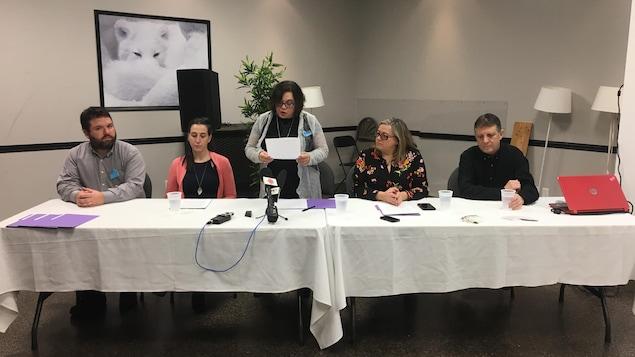 Le Mouvement citoyen de Chambly et le parti Démocratie Chambly ont cosigné une lettre adressée à la ministre des Affaires municipales et de l'Habitation, Andrée Laforest.