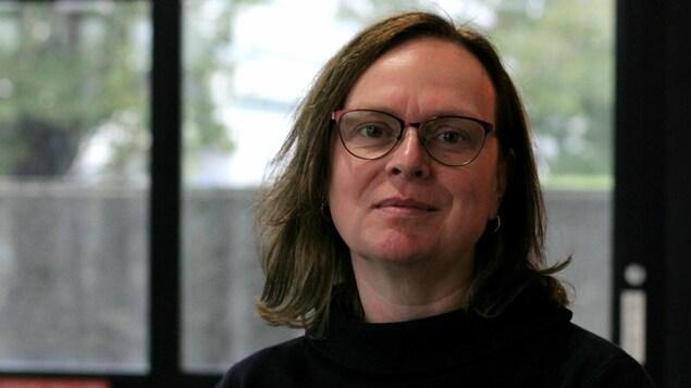 Portrait de Charlene Fitzgerald