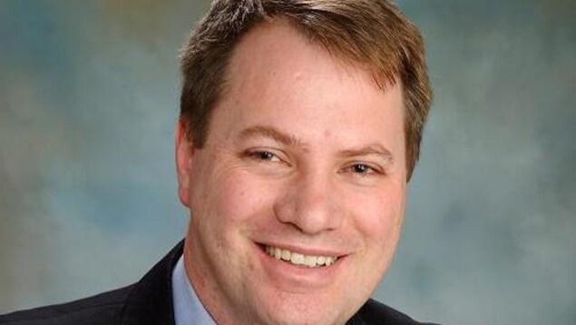 Charles Cirtwill, président et chef de la direction de l'Institut des politiques du Nord.