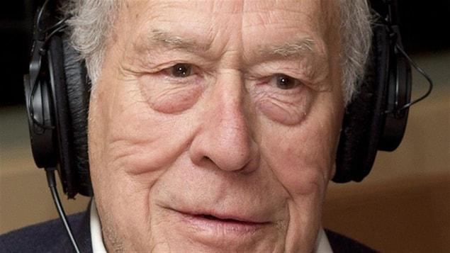 L'ex-ministre québécois de la Justice Jérôme Choquette