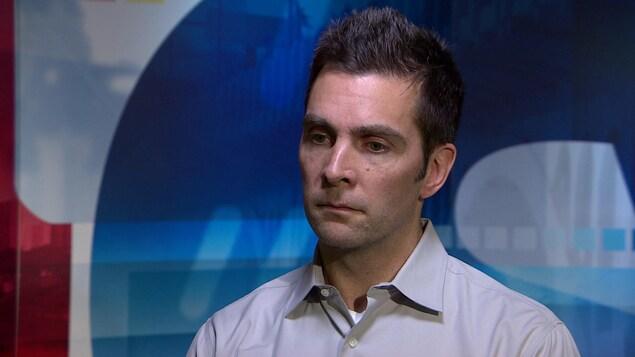 L'avocat de la famille de Colten Boushie, Chris Murphy.