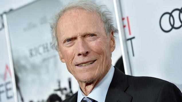 Le réalisateur Clint Eastwood