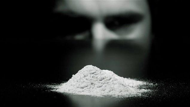 De la cocaïne.
