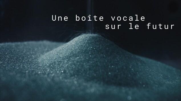 Une boîte vocale sur le futur