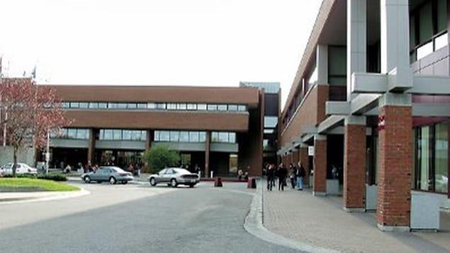 Le Collège Cambrian, dans le Grand Sudbury