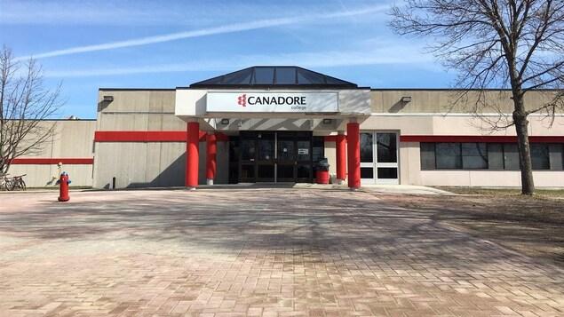 Un des sites du Collèges Canadore à North Bay