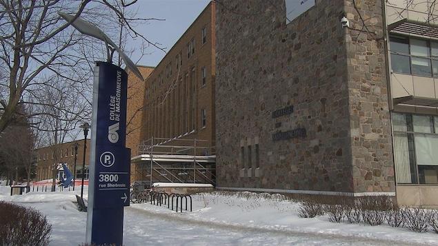 Collège de Maisonneuve.