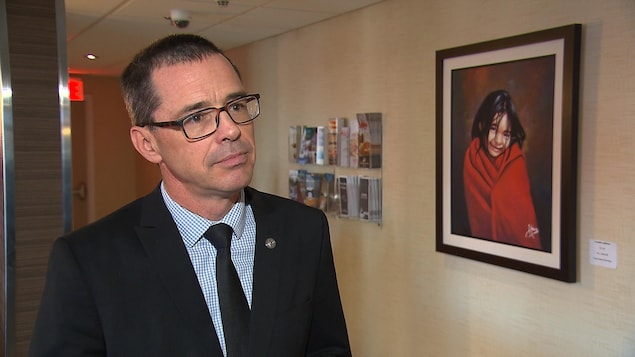 Le procureur en chef de la Commission Viens, Christian Leblanc