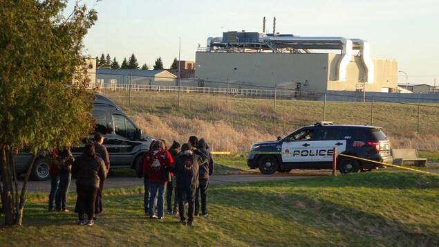 Le corps repêché jeudi dans les eaux de la rivière McIntyre a été envoyé à Toronto pour fin d'identification et autopsie.