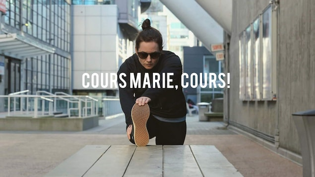 Cours Marie cours!