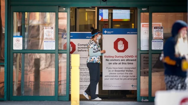As of Sunday, Alberta's rate of infection was 1.48, higher than in spring when more than 1,500 cases were reported daily