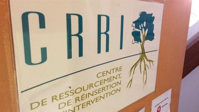 Bureau du Centre de ressourcement, de réinsertion et d'intervention (CRRI)