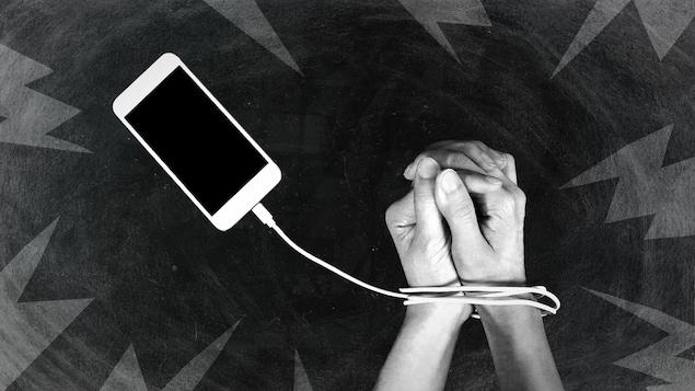 Pour déterminer s'il y a vraiment une cyberdépendance, il faut être capable avant tout de faire la différence entre une utilisation saine d'Internet et des nouvelles technologies d'une utilisation problématique.