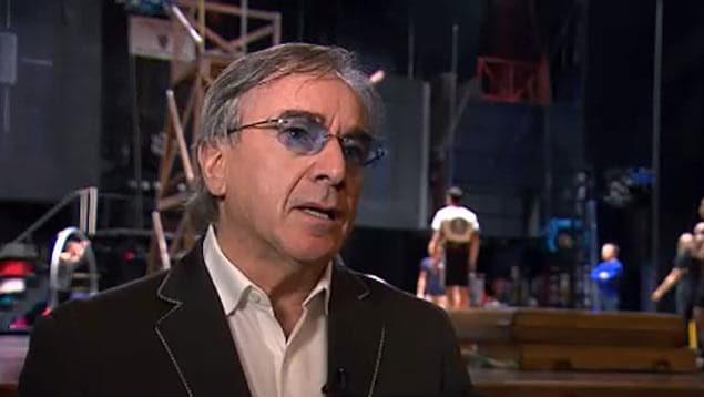 Le président et chef de la direction du Cirque du Soleil, Daniel Lamarre