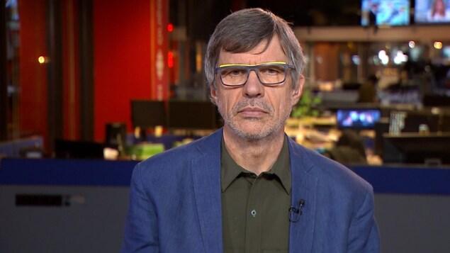 Daniel-Mercier Gouin, professeur en agroéconomie, Université Laval