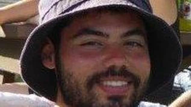 David Mailloux, 27 ans, est disparu depuis le 21 avril dernier.