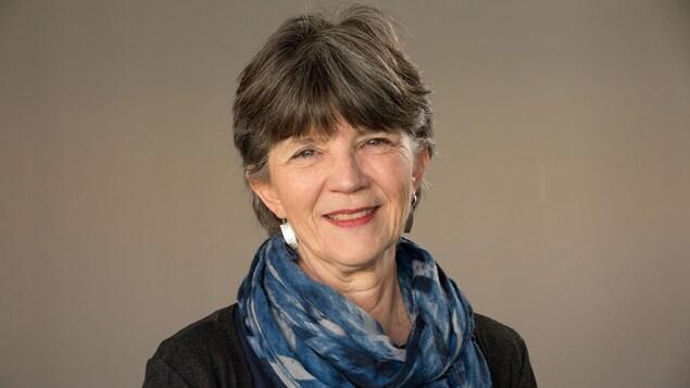 La conseillère municipale Deb McIntosh.